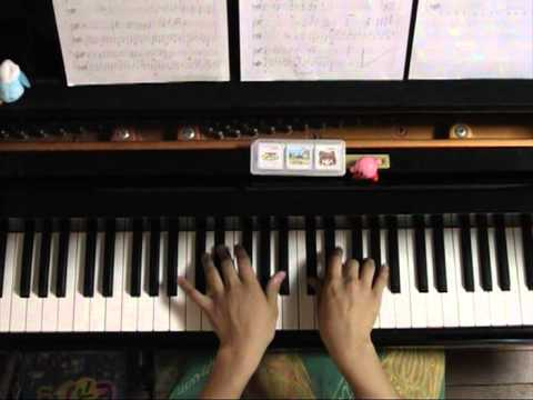 【手書楽譜有】変態王子と笑わない猫。OP「Fantastic Future」を弾いてみた!!