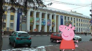 """""""Свинка Пеппа Шоу"""" от Art D Vision в Нижнем Новгороде, 10.10.2015"""