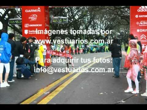 MARATON INTERNACIONAL CIUDAD DE BUENOS AIRES - FOTOS