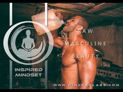 ★Become The Sexiest Man Ever★Raw Masculine Charm