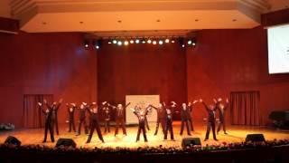 Студия Восторг танец Беспризорники