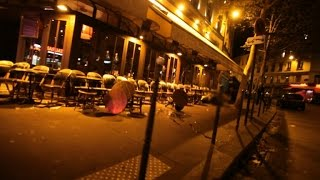 New video shows carnage outside Paris attacks bar
