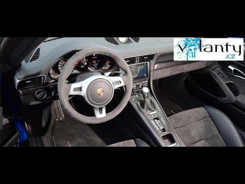 airbag und lenkrad ausbauen porsche 911 gts youtube. Black Bedroom Furniture Sets. Home Design Ideas