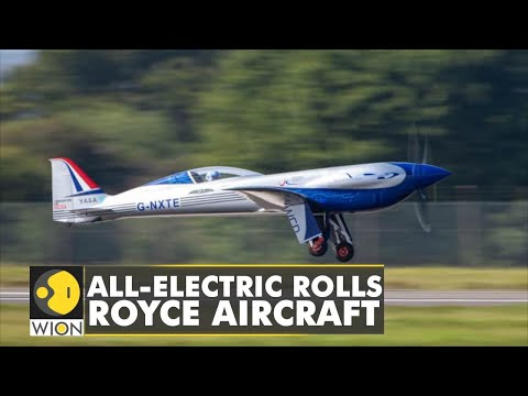 All-Electric passenger plane to be ready by 2024 | World Bus