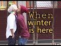 Winter is here | শীতের সোদন | New Bangla Funny Video 2018