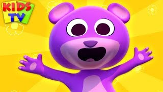 Dancing The Bougie Bougie | Fun Song For Babies | Videos For Children By Kids TV