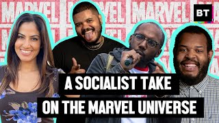 A Socialist Take on the Marvel Universe