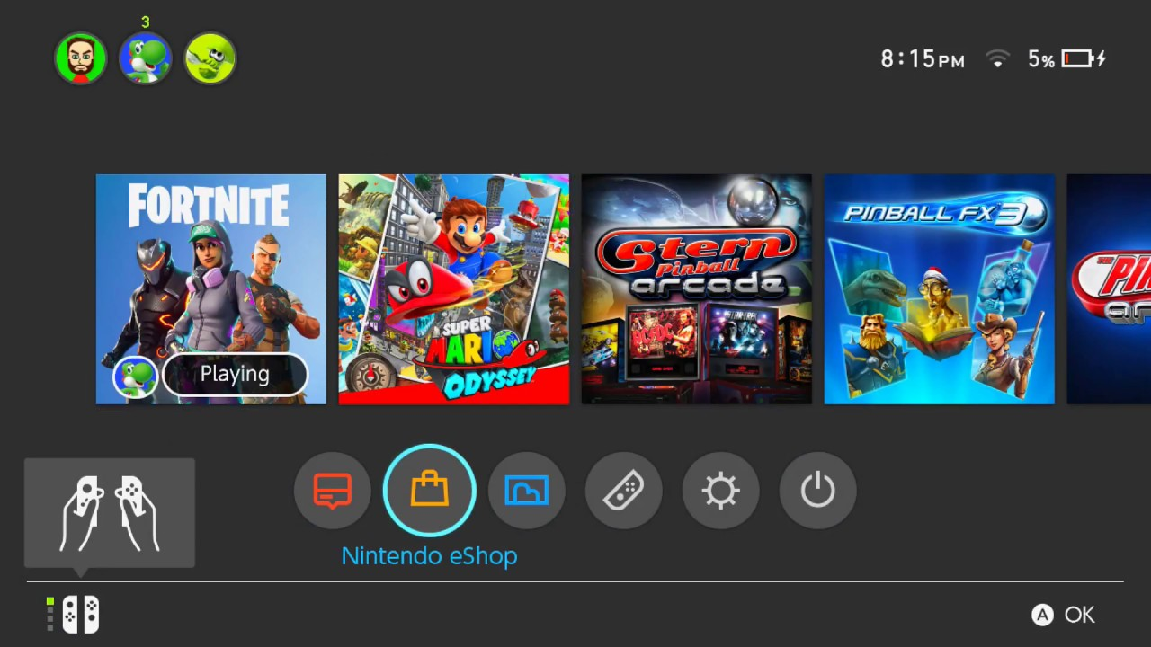 HOW TO DOWNLOAD & SYNC FORTNITE ON NINTENDO SWITCH IN THE ...