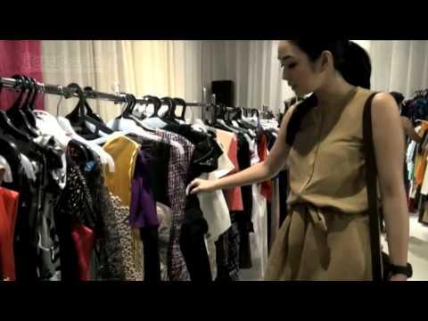 Gisel Anastasia Suka Beli Baju di Pasar Senen
