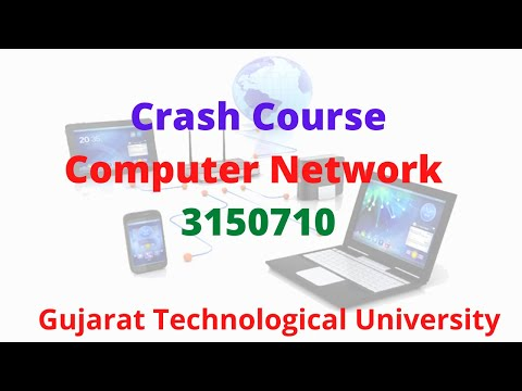 Introduction Of Computer Network Crash Course 2140709 In Hindi