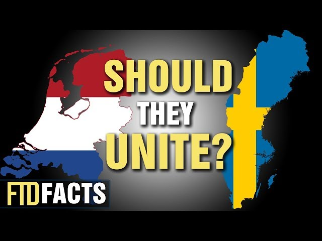What If THE NETHERLANDS and SWEDEN Became One Country?