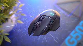 IT'S HERE! Logitech G502 Lightspeed Review!