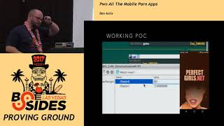 PG - Pwn All The Mobile Porn Apps - Ben Actis