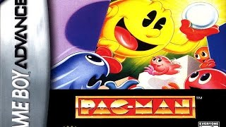 Review 537 - Classic NES Series: Pac-Man (GBA)