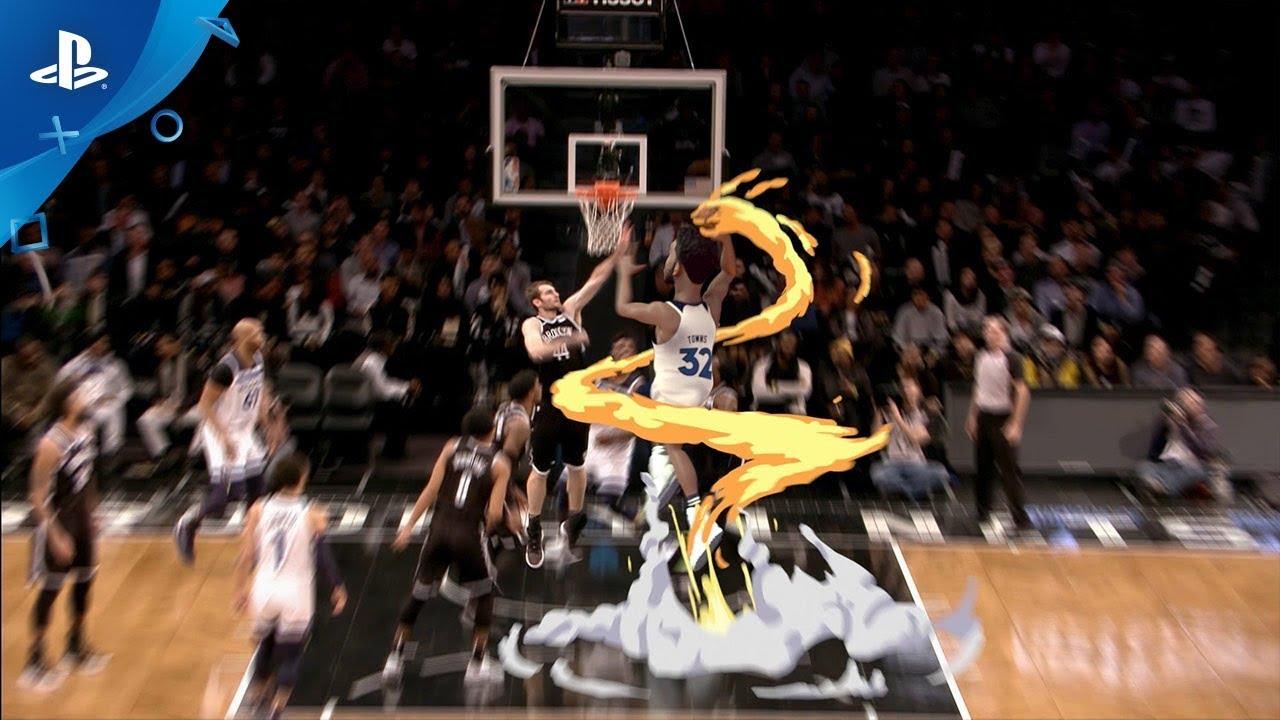 Kojarzenie NBA 2k