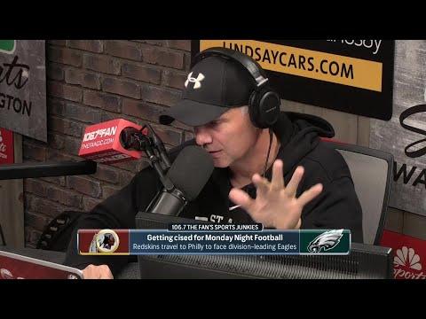 Redskins vs Eagles: Preview