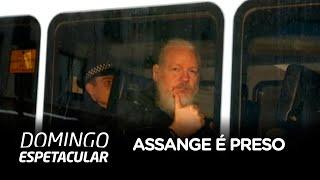 Fundador do Wikileaks, preso em Londres, pode ser extraditado para os EUA