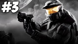 Halo: Combat Evolved Anniversary Walkthrough | The Truth and Reconciliation | Part 3 (Xbox One)