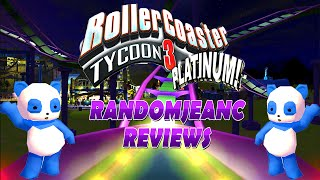 Rollercoaster Tycoon 3 Platinum (PC) - Randomjeanc Reviews #7