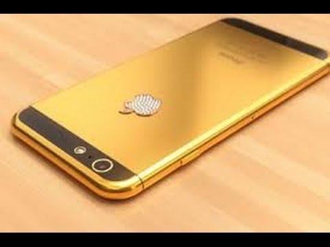 فتح علبة ايفون 6 بلس الذهبي 64 جيجا Iphone 6 Plus Unboxing Hd