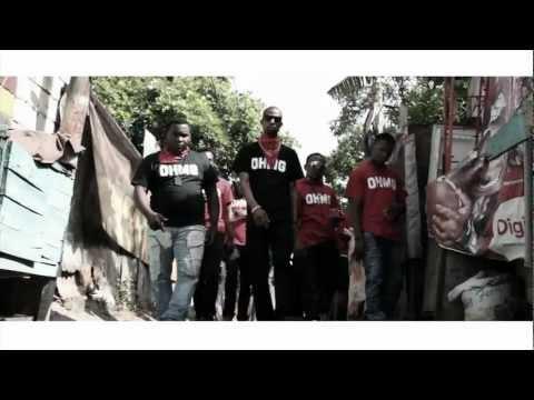 BLACK MATTIC -  WARN DEM (OFFICIAL MUSIC VIDEO HD) BLACK LABEL ALBUM
