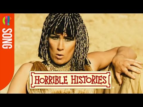Horrible Histories Song - Cleopatra - CBBC