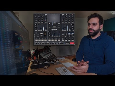 NEW Synthesizer Approach - BOLT by NEKTAR - First Test