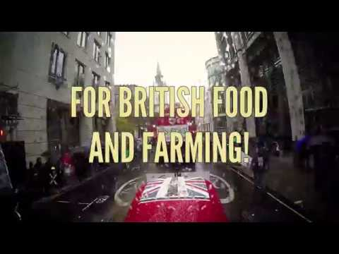 British Farming at the Lord Mayor's Show 2016
