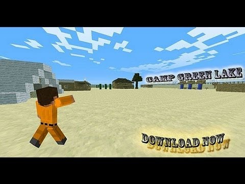 camp green lake multiplayer minigame download by mapakmc youtube