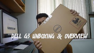 Dell G3 Unboxing & Overview