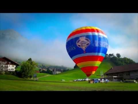 Полет на воздушном шаре Славское