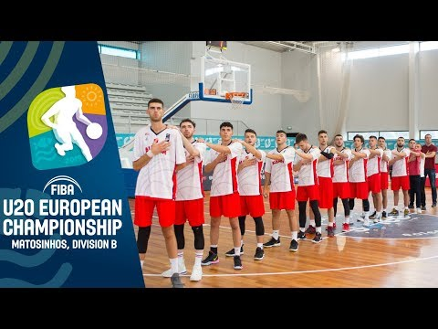 Belarus v Albania - Full Game - FIBA U20 European Championship Division B 2019