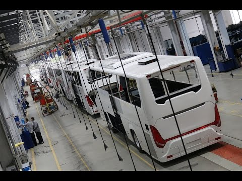 New Scania-Higer Factory in Suzhou