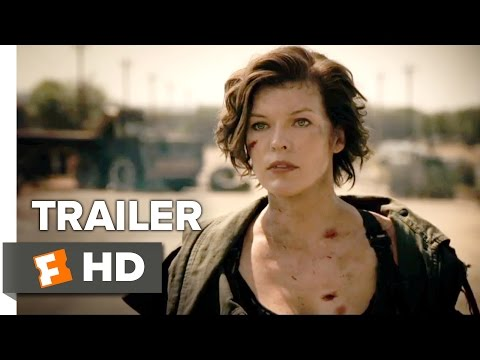 Thumbnail: Resident Evil: The Final Chapter Official Trailer 1 (2017) - Milla Jovovich Movie