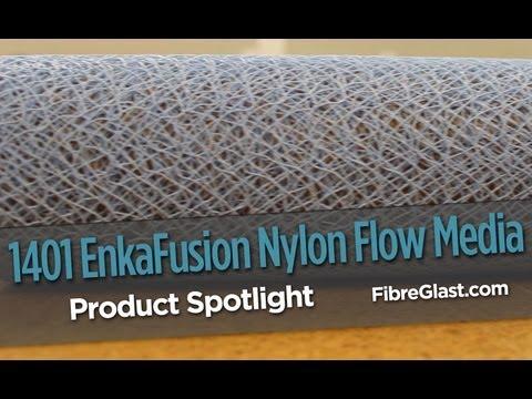 1401 EnkaFusion Nylon Flow Media
