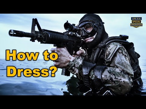 Underwear & Socks - How To Dress For Special Operations