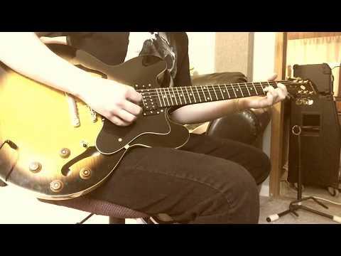 Eric Church - Round Here Buzz (Guitar Cover)
