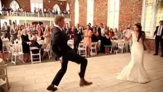 Bruno Mars - Treasure | Surprise Wedding Dance