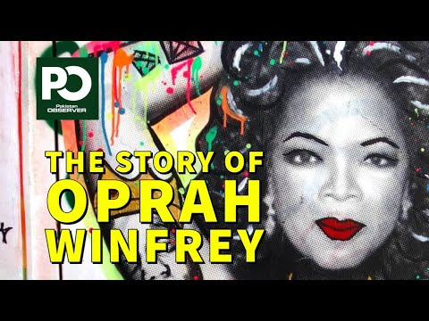 The Story of Oprah Winfrey | Pakistan Observer