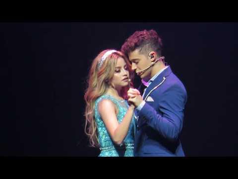 Quédate + Beso Lutteo - Soy Luna en Vivo Chile 2018 Full HD
