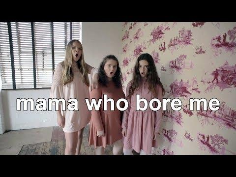 MAMA WHO BORE ME (Spring Awakening) cover | Spirit YPC