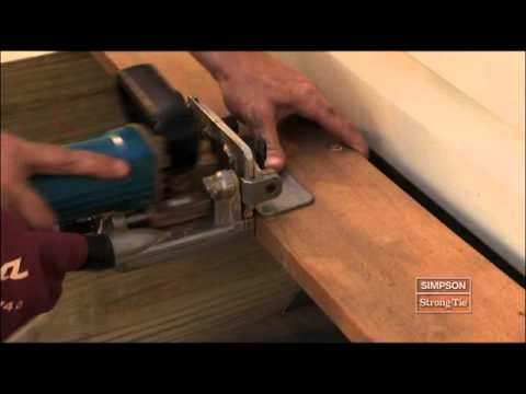 Eb Ty 174 Hidden Deck Fastening System Youtube
