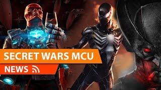 MCU keeps Teasing Secret Wars Film & WHY it will Happen