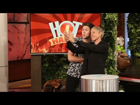 'Hot Hands' with Niall Horan