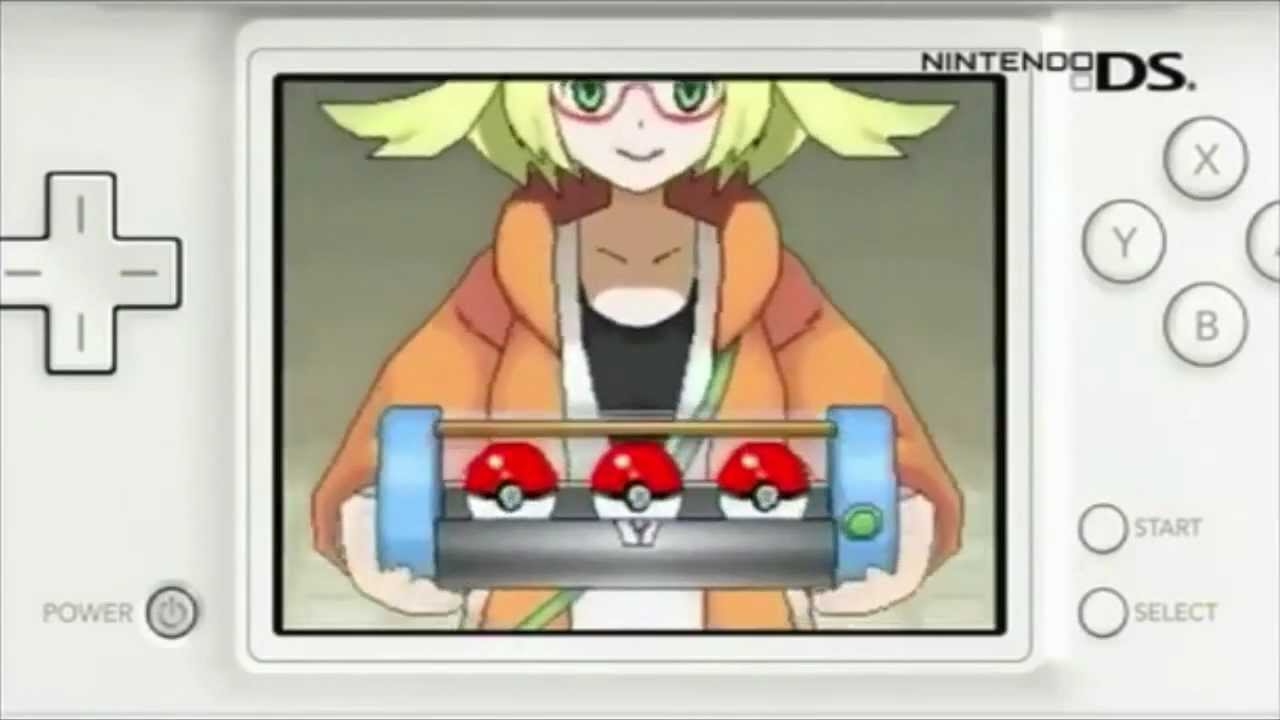 Pokémon Black 2 / White 2 - Starter Trailer - YouTube