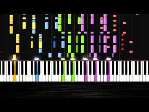 Avicii - Wake Me Up - IMPOSSIBLE PIANO by PlutaX