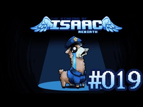 Let's Play - The Binding Of Isaac Rebirth - [Blue Cat] - Part 19
