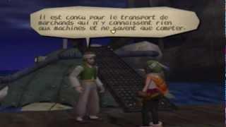 Dark Cloud Walkthrough - Episode 16 - La Ville du Palais et sa charmante ... Epave o.o