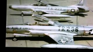 F -94c's in Flight