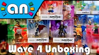 amiibo wave 4 5 and 6